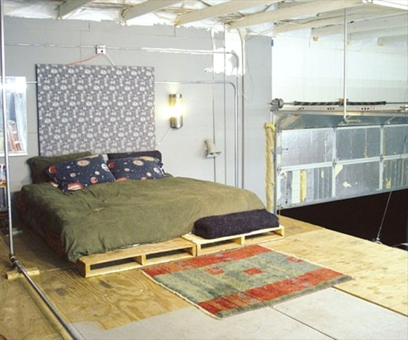 Diy Pallet Bed – Your Own Creativity Ideas