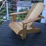 Комфортное кресло из поддонов