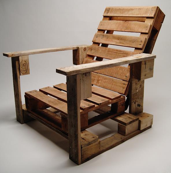 Кресло своими руками