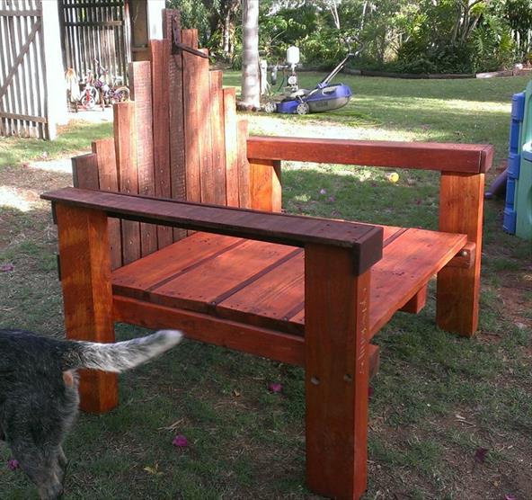 Кресло для терассы