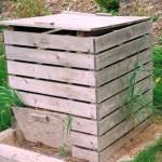 Девять идей ящиков для компоста из паллет