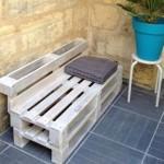 Идея создания мебели для терассы