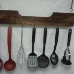 Подвесной держатель для кухони