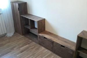 Мебель для дома из поддонов