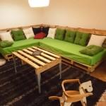 10 Топ идей создания диванов из поддонов