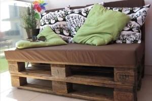 Комфортный диван своими руками