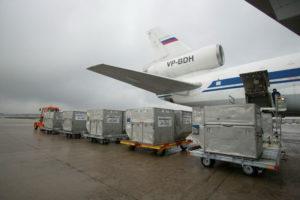 Документы для перевозки грузов авиатранспортом