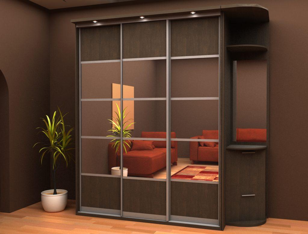 Шкаф-купе: что нужно знать о данной мебели