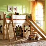 О выборе мебели для детской комнаты